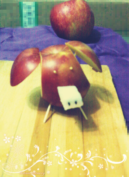 苹果/苹果萌小猪