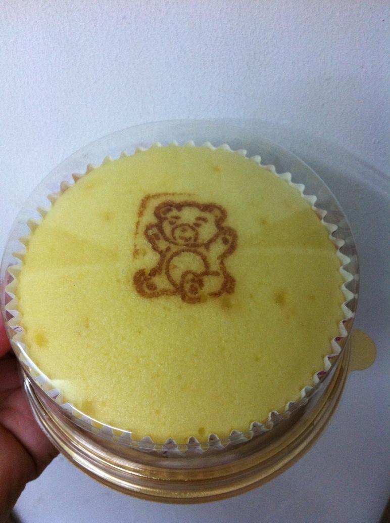 可爱的蛋糕