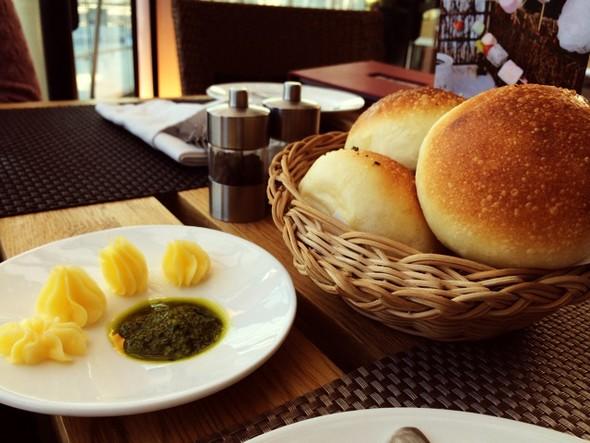 面包和茶菜单图片素材