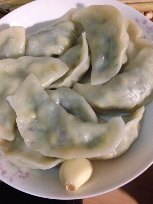 立冬的饺子~-饺子