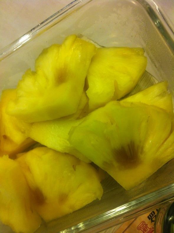 手工菠萝制作步骤分解图