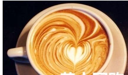 咖啡钩花步骤图片