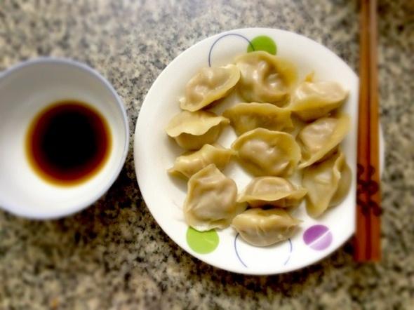 灌汤三鲜饺子