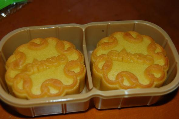 小学生月饼剪贴画
