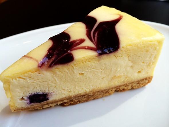 蓝莓芝士,cheese,cake