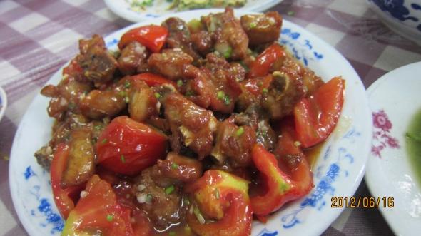 好吃的菜-辣椒
