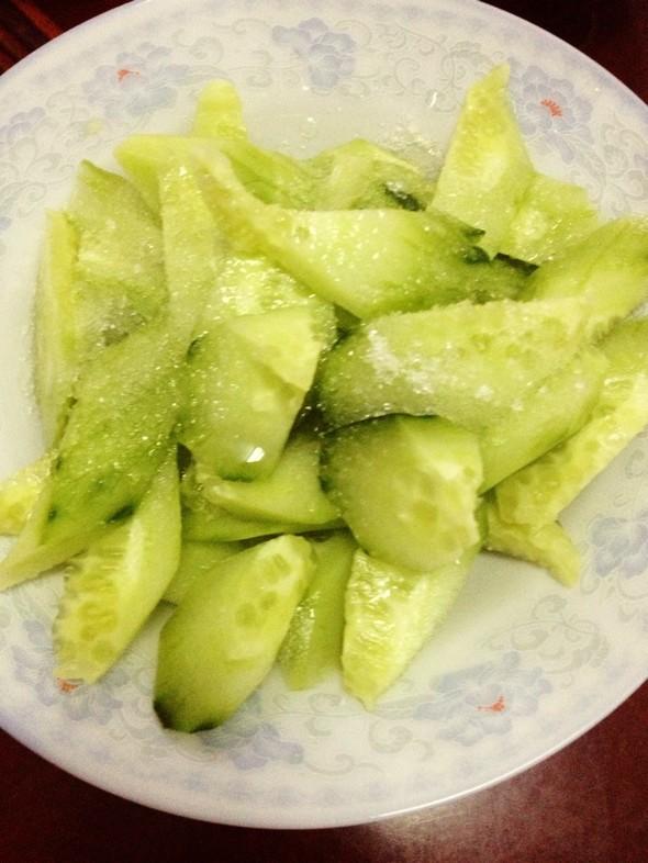 日记 美食 黄瓜/黄瓜