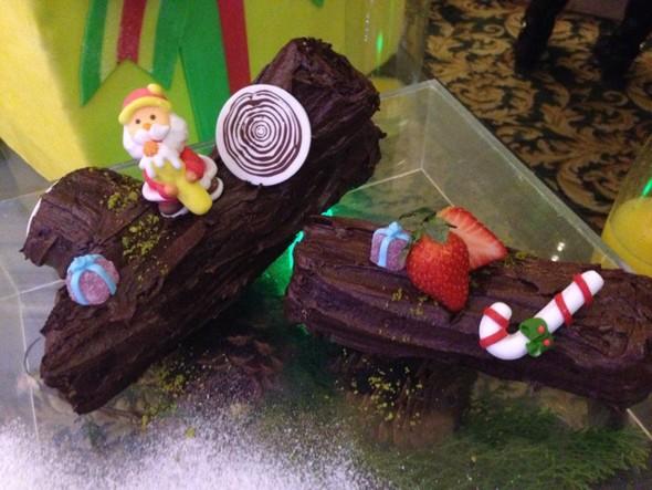 圣诞甜点_三虾五厨二的美食日记_豆果网