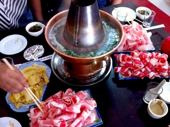 老北京炭火锅你吃过了么-兴隆台地址 电话 人均消费 点评 豆果美食
