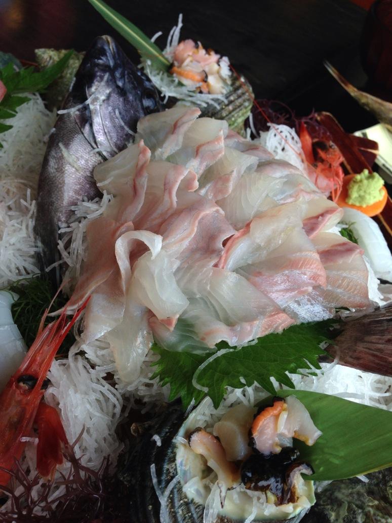 活鱼刺身,伊势海老肉肉,伊势海老_悠悠爱美食的美食