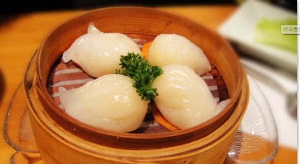 水晶虾饺皇_迷的美食日记