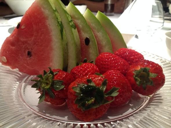 皮肤 西兰花/西瓜草莓