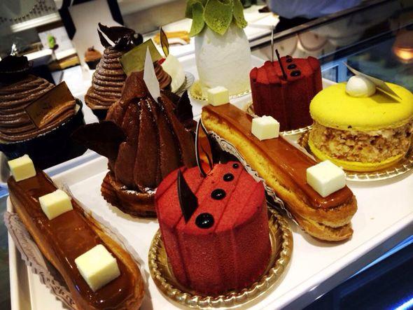 蔡嘉法式甜品图片