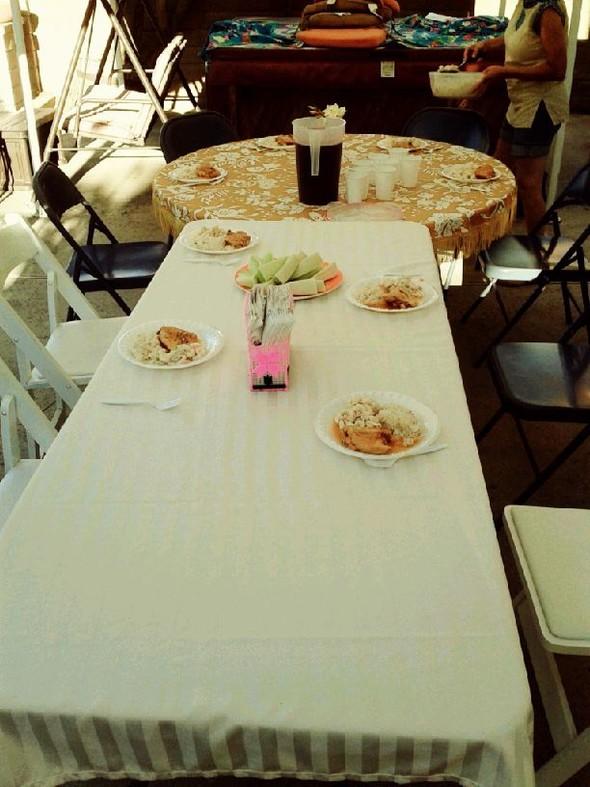 寄宿家庭晚餐