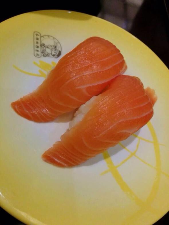 寿司 日记 美食 三文鱼/三文鱼寿司