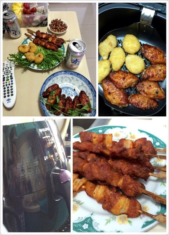 家庭烧烤_dakele的美食日记