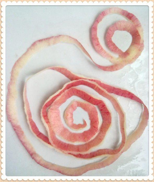 削苹果,削苹果_拿铁摩卡兔的美食日记