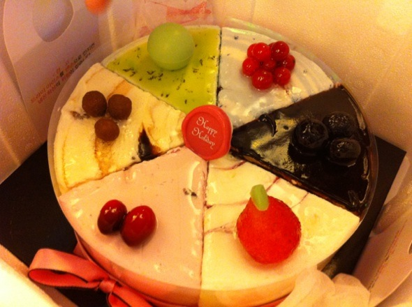 冰淇淋蛋糕 西宁爱里蛋糕店被砸 冰淇淋蛋糕
