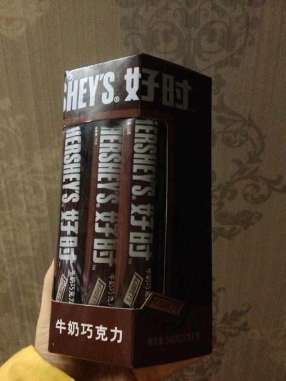 好时巧克力_tao美食记的美食日记