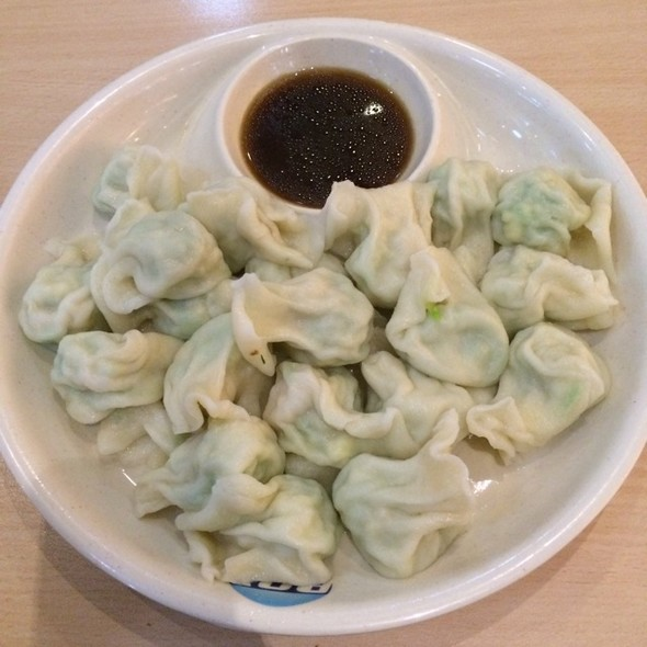 素三鲜饺子图片