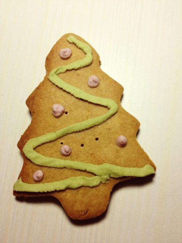 老婆的味道(20)圣诞手绘姜饼
