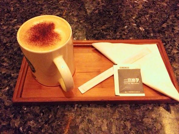 咖啡煮雨_开心逸客的美食日记
