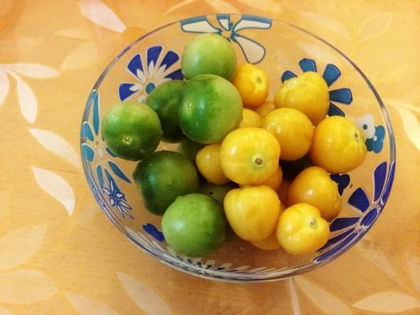 两种奇怪水果_miumiu将的美食日记