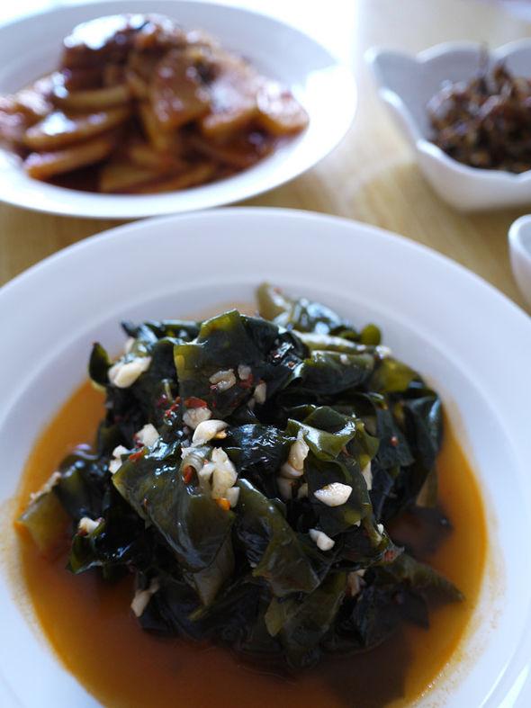 拌海带_jin的美食生活的美食日记