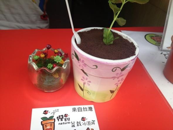 盆栽冰激凌_希夕xixo的美食日记_豆果美食