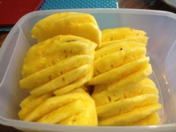 菠萝vs凤梨_graceyeh的美食日记_豆果美食