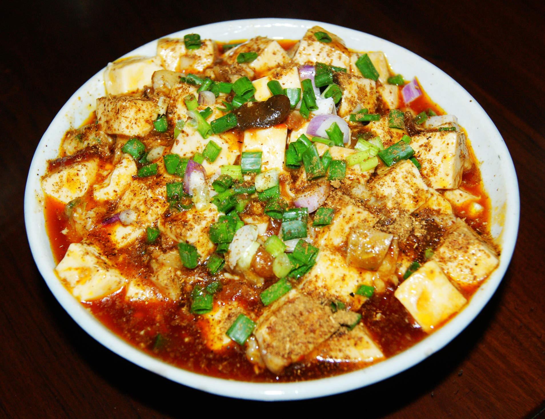 麻婆豆腐典故及做法 - 花開有聲 - 花開有聲