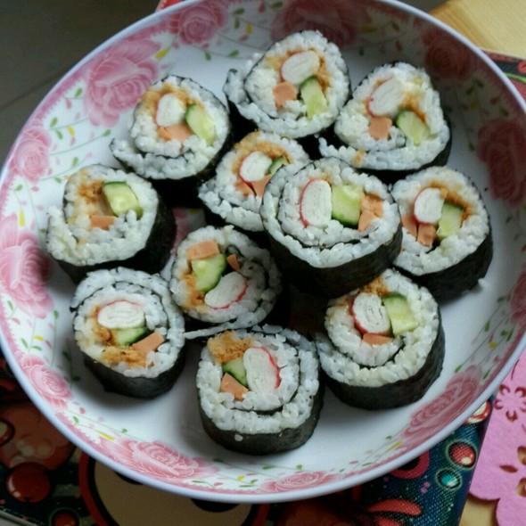 方寿司的做法图解