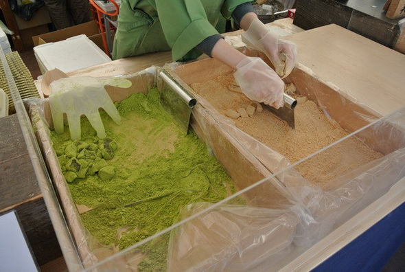 海绵纸手工制作蔬菜点心