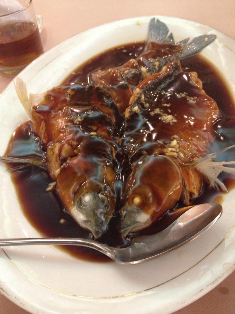 西湖醋鱼_kyoki的美食日记