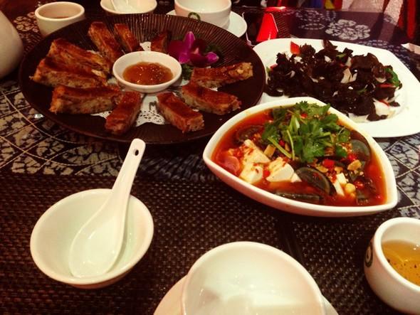 云南菜,招牌鸭_zhi-zhi的美食日记